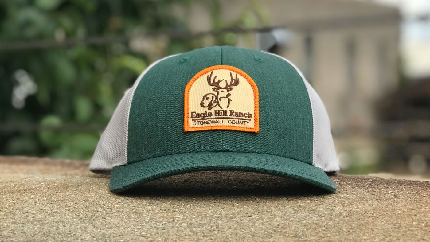richardson custom patch hat