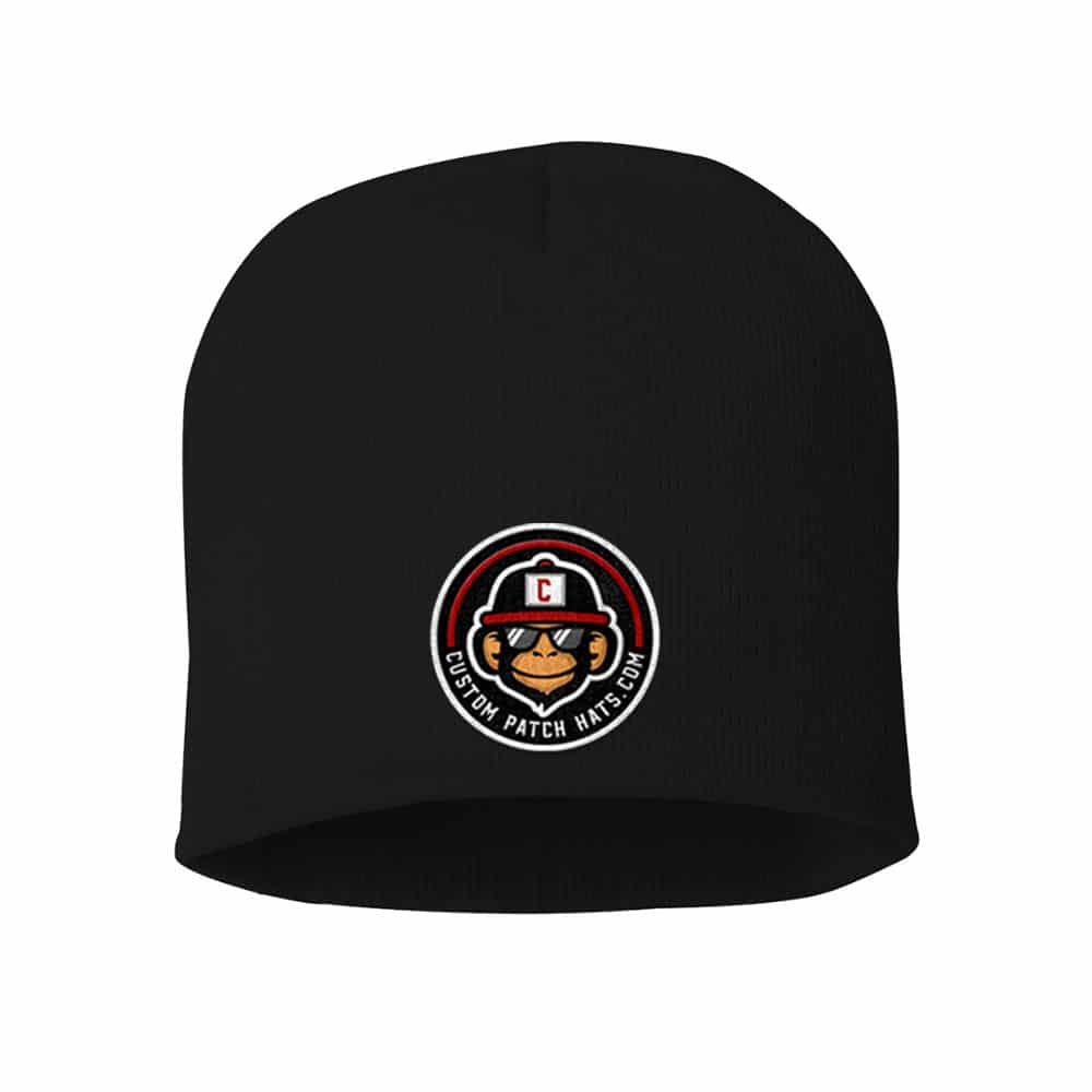 Custom Winter Beanie Scully Patch Hats