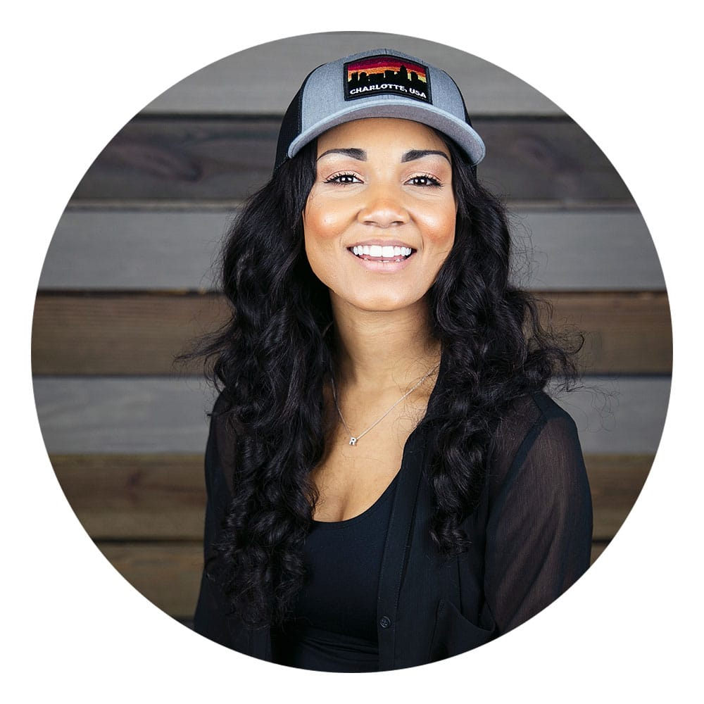 Custom Patch Hats Headshots Raimee