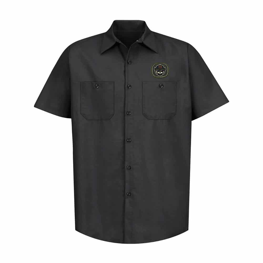 Custom Work Shirts With Patch