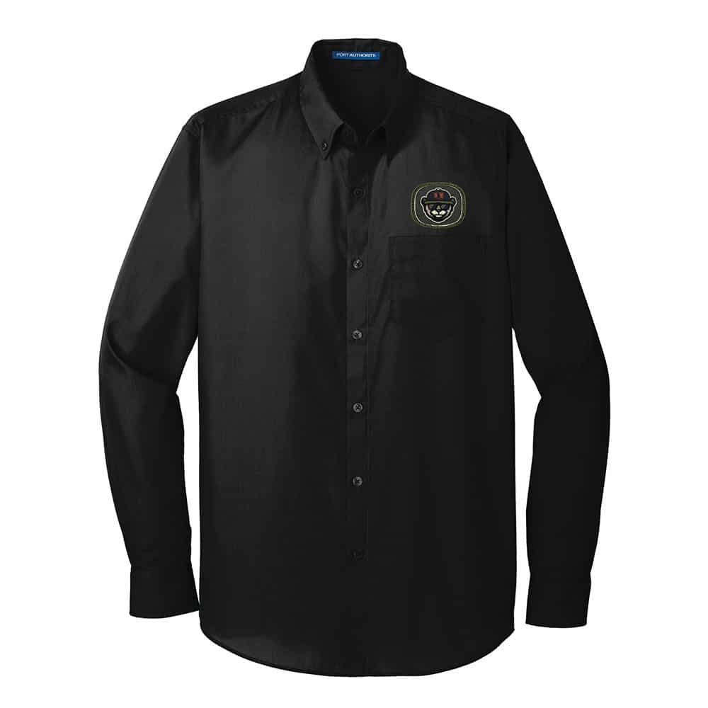 Dress Shirt With Custom Embroidery