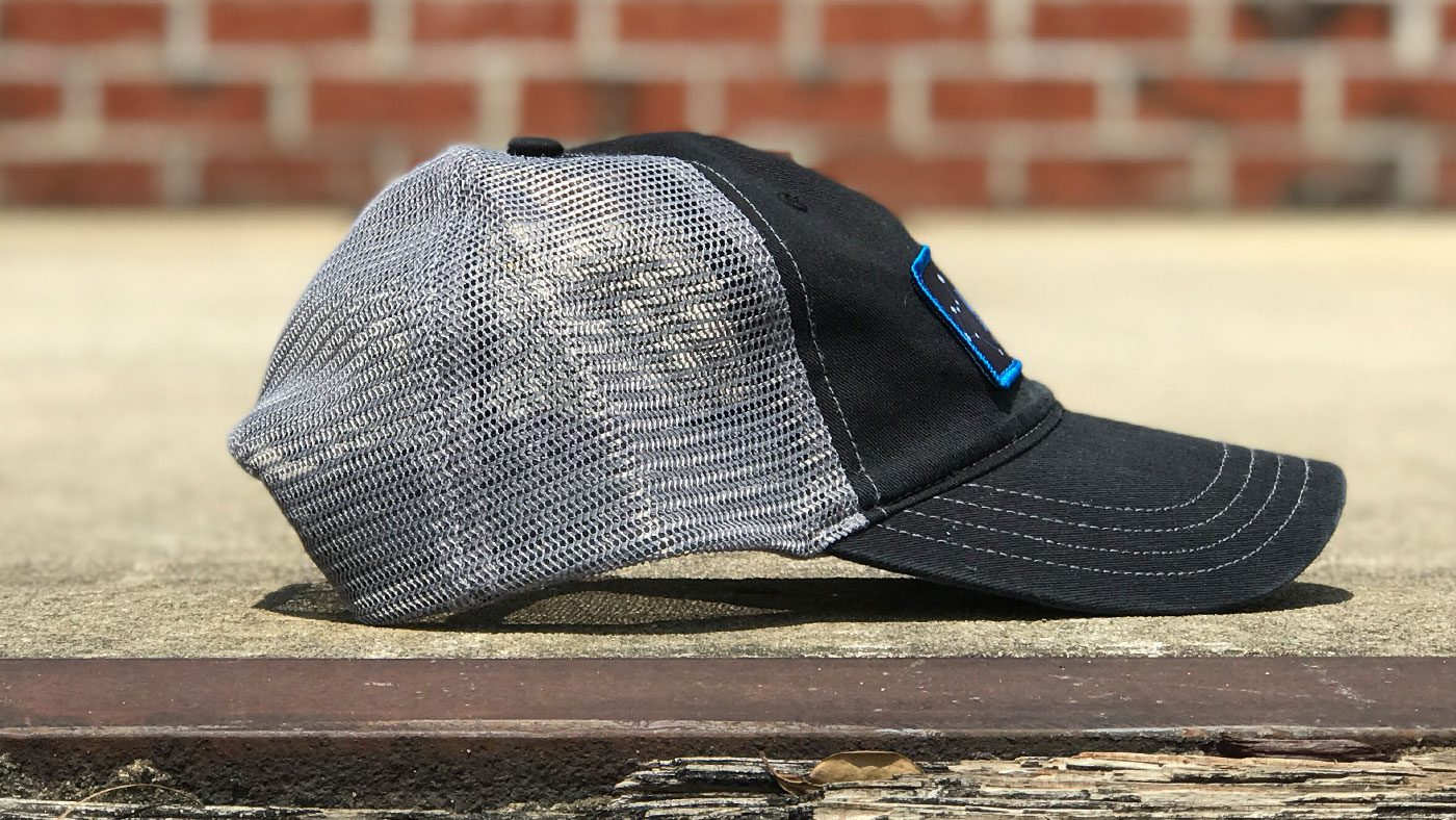 Unstructured Custom Patch Hat