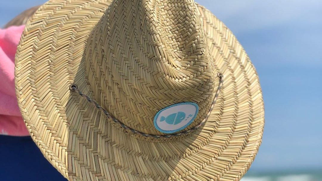 Custom Beach Lifeguard Hat